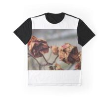 Wilted Roses Graphic T-Shirt