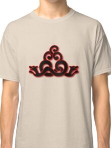 Medieval Deco inspired fantasy Tee Classic T-Shirt