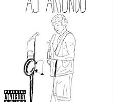 AJ Ariondo explicit album cover by AJAriondo