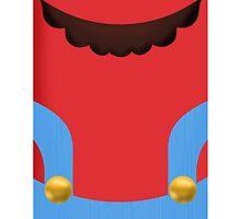 Mario Phone Case by trevorkanzler
