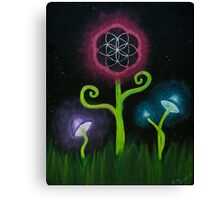 The Life Glow Canvas Print