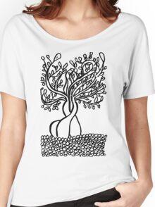 Zen Bonsai Women's Relaxed Fit T-Shirt