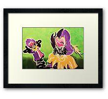 Clopin Framed Print