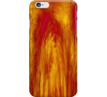 Fiery Block Cascade iPhone Case/Skin