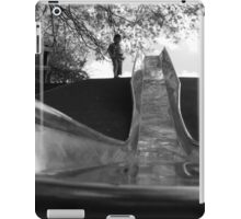 slide time iPad Case/Skin