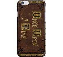 Henry's Book Phone Case- Once Upon a Time iPhone Case/Skin