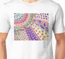 Sun Rays 2 Inverted Unisex T-Shirt