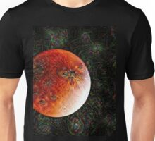 Another Galaxy's BloodMoon Unisex T-Shirt
