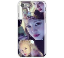 kim hyoyeon iPhone Case/Skin