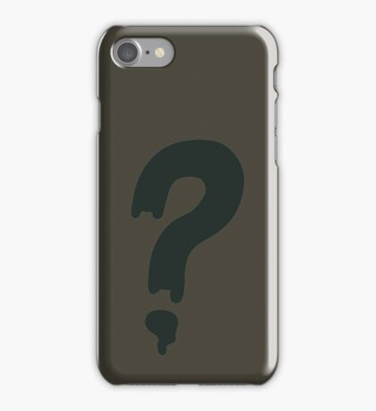 Mystery Shack 'Staff' Shirt iPhone Case/Skin