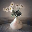 Daisies in a Vase  #2 by Albert