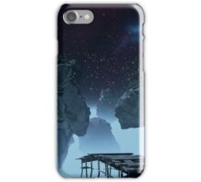 The World Above Space iPhone Case/Skin