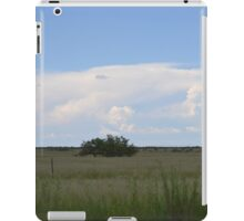 Valley view towards Tombstone Az. - Monsoons iPad Case/Skin