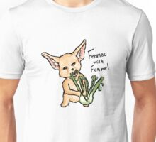 Fennec with Fennel Unisex T-Shirt
