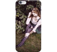 Lillian in Wonderland iPhone Case/Skin