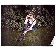 Lillian in Wonderland Poster
