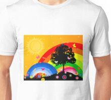 Bright sky Unisex T-Shirt