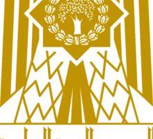 Spicy Arab Republic - Coat of Arms Sticker