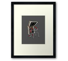 Old Gamer Framed Print