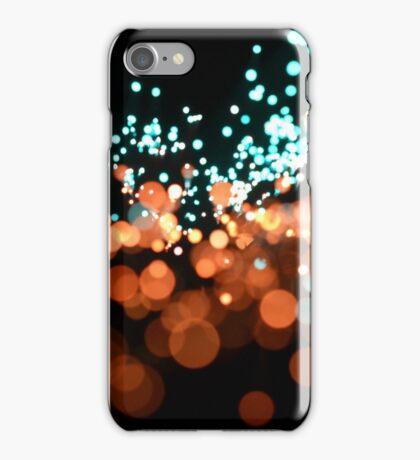 macro fibre optics iPhone Case/Skin