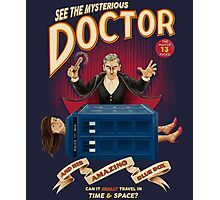 The Mysterious Doctor Photographic Print