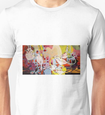 birds II Unisex T-Shirt
