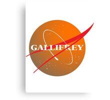 Gallifrey Canvas Print