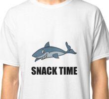 Snack Time Shark Classic T-Shirt
