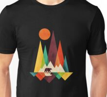 Mountain Bear Beauty Unisex T-Shirt