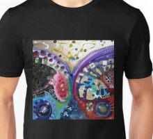 Exploding this Reality' - Queen (No. 10 in the Rock Art Music Series) Unisex T-Shirt