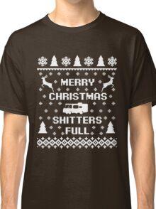 Merry Christmas Shitters Full Classic T-Shirt
