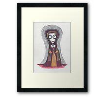 anne boleyn Framed Print