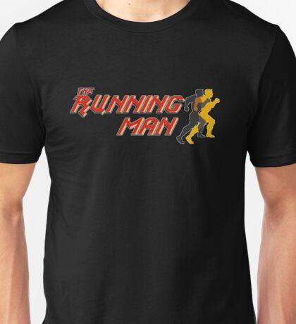 The Running Man Amiga Unisex T-Shirt