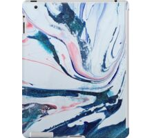 pastel swirl iPad Case/Skin
