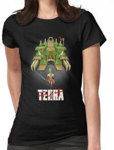 TERRA Womens Fitted T-Shirt