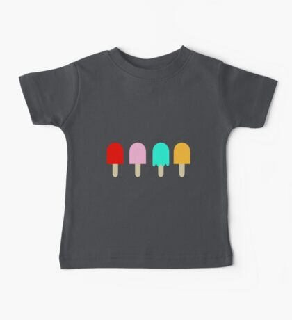 Ghost Pops Baby Tee