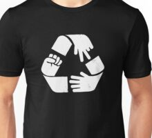 Rock Scissors Paper Funny Unisex T-Shirt