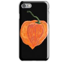 Backlit Habanero iPhone Case/Skin