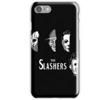 The Slashers iPhone Case/Skin