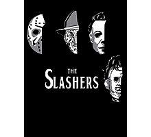 The Slashers Photographic Print