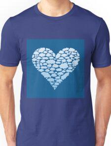 Cloud heart Unisex T-Shirt