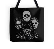 Horror Rhapsody Tote Bag