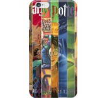 Harry Potter: All 7 Books - Iphone Case iPhone Case/Skin