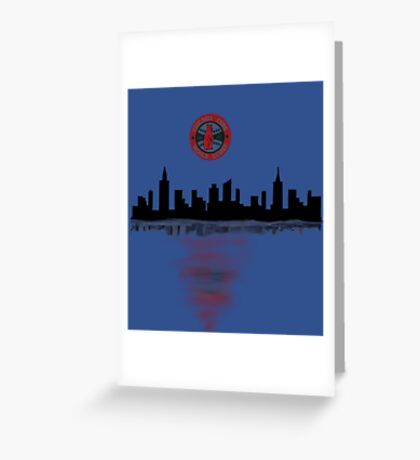 2016 chicago cubs world series winners Greeting Card