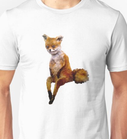 Stoned fox the Taxidermy Fox Meme Unisex T-Shirt