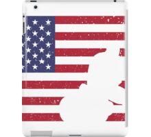 American Flag Brazilian Jiu-Jitsu iPad Case/Skin