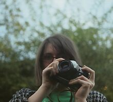 Girl on film by tweeandme