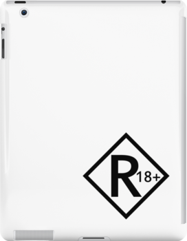 Letter R = R18+ by SmartTees