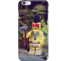 ::: { THE MOHICAN } ::: iPhone Case/Skin
