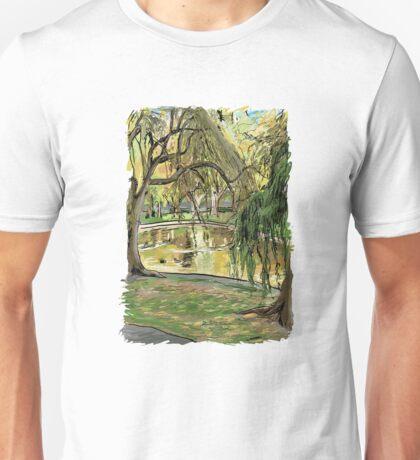 Public Garden 2 Unisex T-Shirt